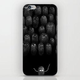 Fingerprint I iPhone Skin