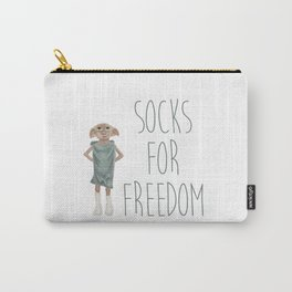 Socks for Freedom Carry-All Pouch