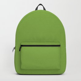 Greenery 2017 Pantone color of the year Backpack