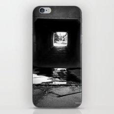 Lethbridge Underpass iPhone & iPod Skin