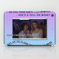 clueless iPad Cases featuring Clueless x Monet by Lisa-Roxane Lion