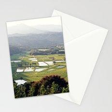 Hawaii Field Stationery Cards