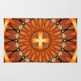 Guardian Mandala Rug