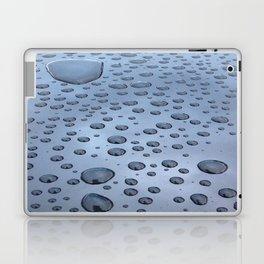 Rain Droplets Laptop & iPad Skin