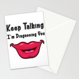 Slp Speech Language Pathology Gifts Stationery Cards