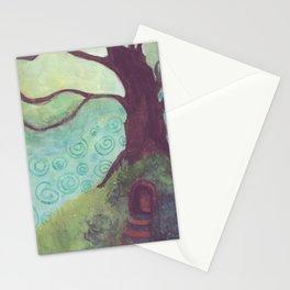 Hidden Wonders Tree Stationery Cards