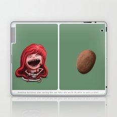 Strange believes 3 Laptop & iPad Skin
