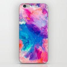 Posy iPhone Skin