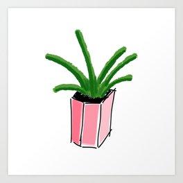 Water Your Plants Art Print