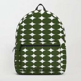 Gren nordic pattern Backpack
