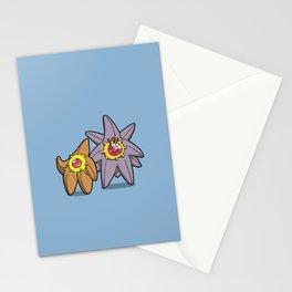 Pokémon - Number 120 & 121 Stationery Cards
