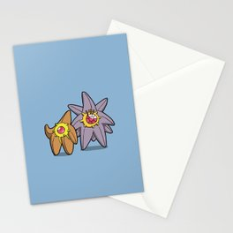 Pokémon - Number 120 & 121 Stationery Cards
