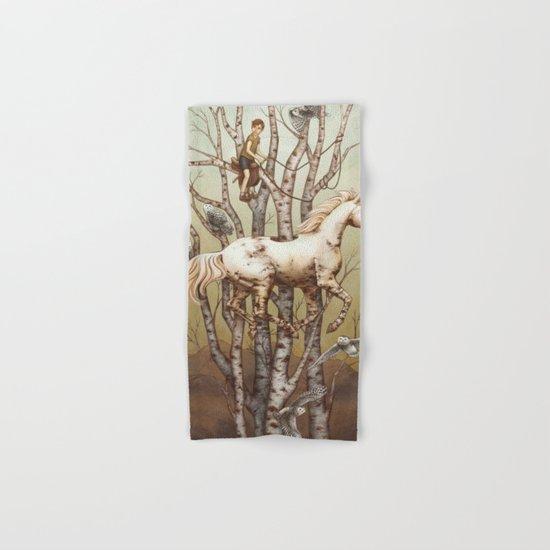 Carousel Hand & Bath Towel