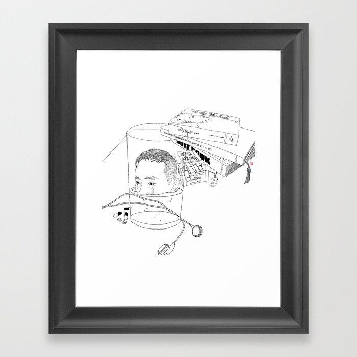 Life After You Framed Art Print