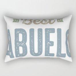 World's-Best-Abuelo Rectangular Pillow