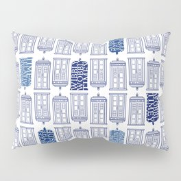 Tardis Tardis Tardis Pillow Sham