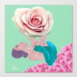 BalleRosa  Canvas Print