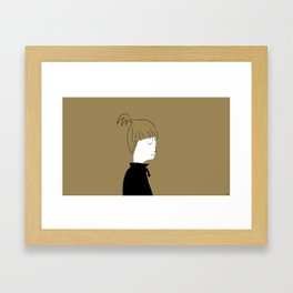 Blockhead #7 Framed Art Print