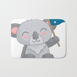 Cartoon Cute Bear Bath Mat