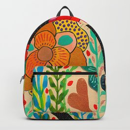 Sometimes My Love Is A Wild Thing Backpack