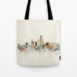 jersey city new jersey Tote Bag