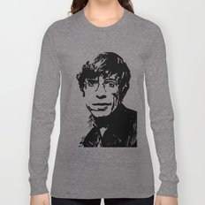 Stephen Hawking Long Sleeve T-shirt