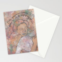 Goodness by Patsy Paterno Stationery Cards