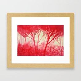 Memory Landscape 13 Framed Art Print