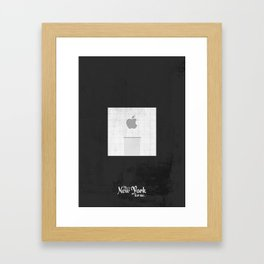 """This is New York for me. """"5th Ave Store"""" Framed Art Print"""