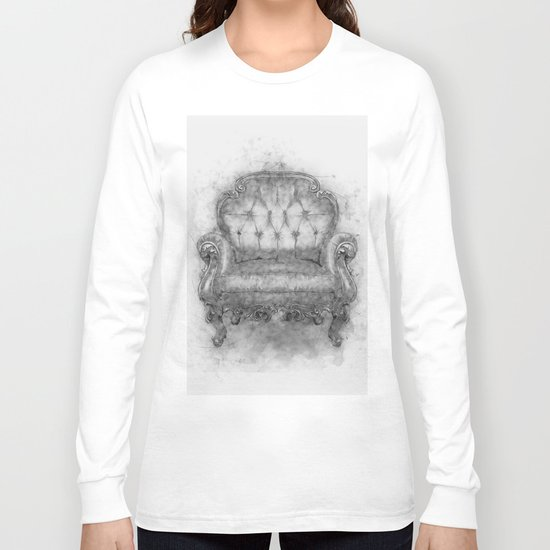 Sit a Bit! Long Sleeve T-shirt