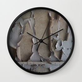 Urban Decay-Peeling Wall Clock