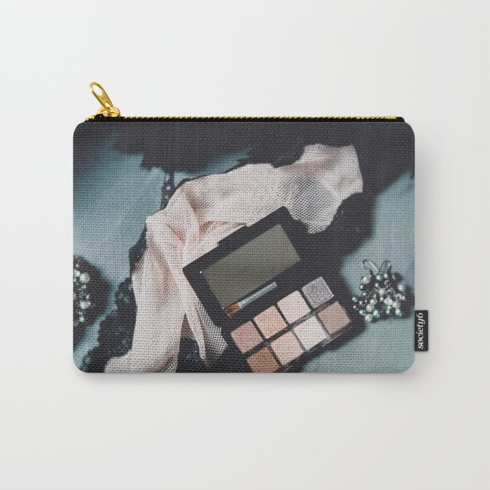 Getting Ready Carry-All Pouch