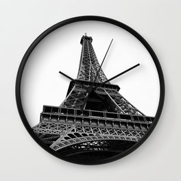 la tour pure Wall Clock