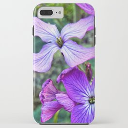 Whimsical Petals  iPhone Case