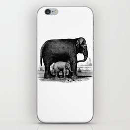 Motherly Love iPhone Skin