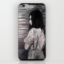 chealse wolfe iPhone Skin