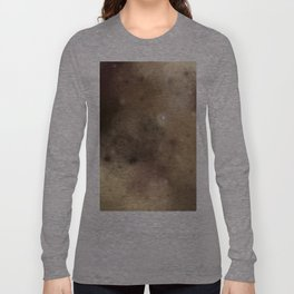 Surface of the moon ....  (A7 B0174) Long Sleeve T-shirt