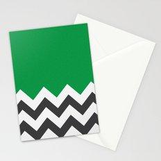 Chevron III Stationery Cards