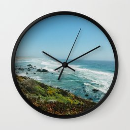 Jenner, California Wall Clock