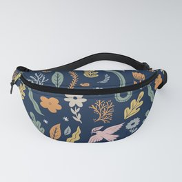 in the garden Fanny Pack