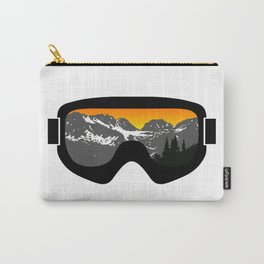 Sunset Goggles 2 | Goggle Designs | DopeyArt Carry-All Pouch