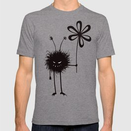 Evil Flower Bug T-shirt