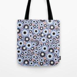 Floral-005b Tote Bag
