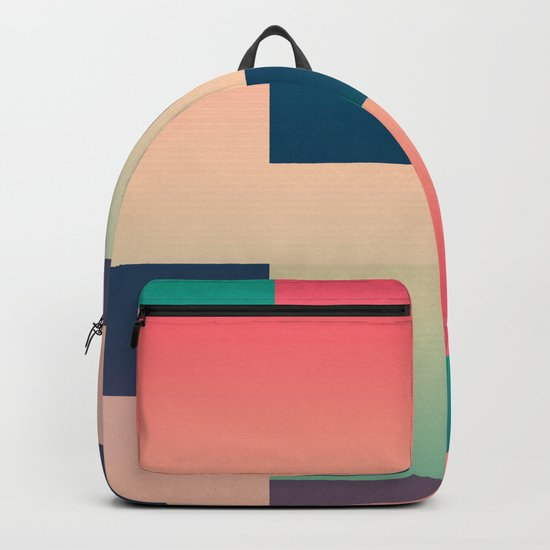 Abstract Summer #society6 #decor #buyart Backpack