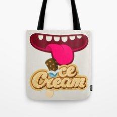 We All Scream For Ice Cream Tote Bag