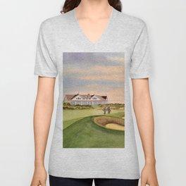 Kiawah Island Ocean Golf Course Unisex V-Neck