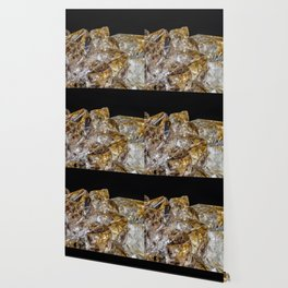 Citrine Crystals Wallpaper