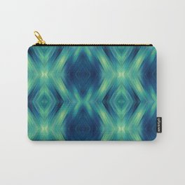 Bermuda Triangle (Pattern) Carry-All Pouch