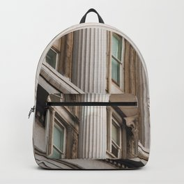 Pillars of the Neighborhood - NYC Photography Backpack
