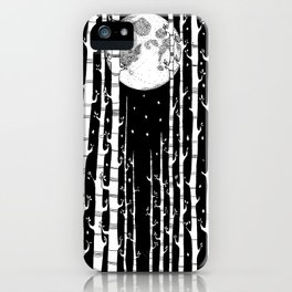 MoonLight Dream iPhone Case